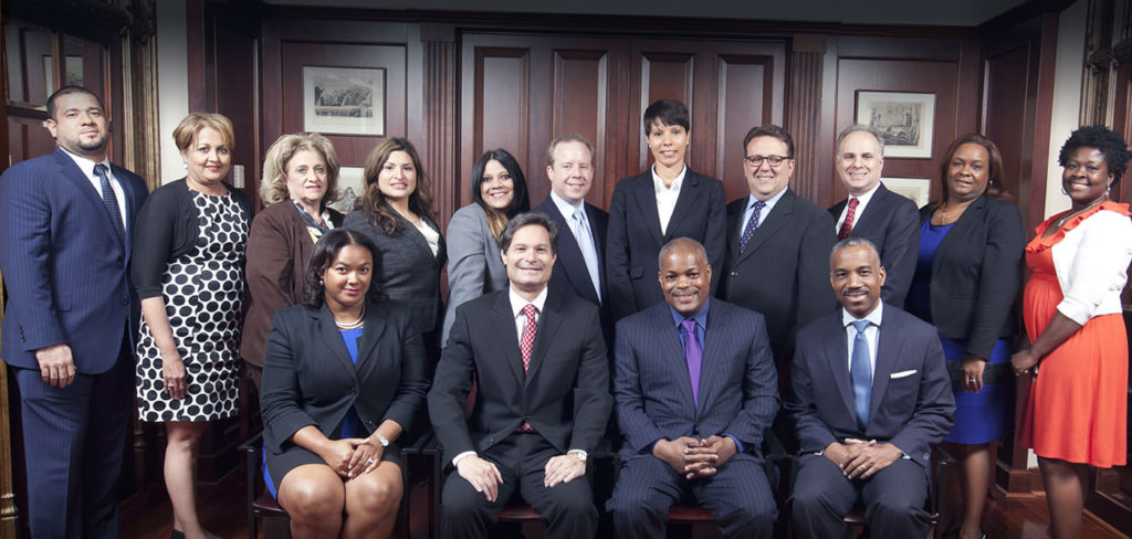 Top NYC Lawyers at The Cochran Firm New York