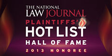 Plaintiffs' Hot List Hall of Fame