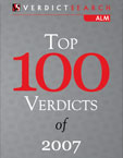 Verdict Search Top 100 Verdicts by Top NYC Lawyers